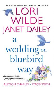 The Wedding that Wasn't, Lori Wilde, Janet Dailey, Allyson Charles, Stacey Keith