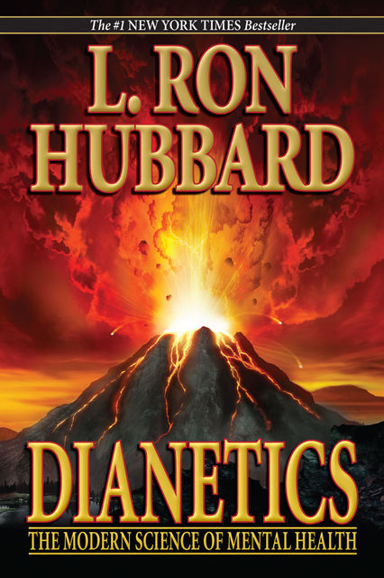 Dianetics: The Modern Science of Mental Health, L.Ron Hubbard