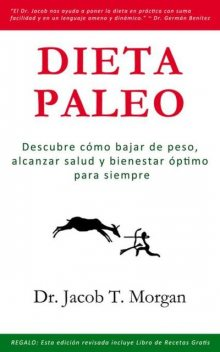 Dieta Paleo, Jacob Morgan