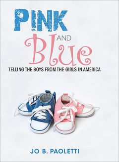 Pink and Blue, Jo B.Paoletti