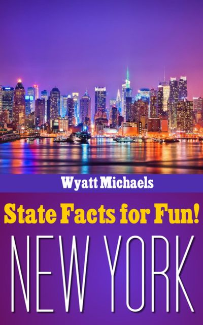 State Facts for Fun! New York, Wyatt Michaels