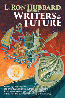 Writers of the Future 32, Brandon Sanderson, Tim Powers, L.Ron Hubbard