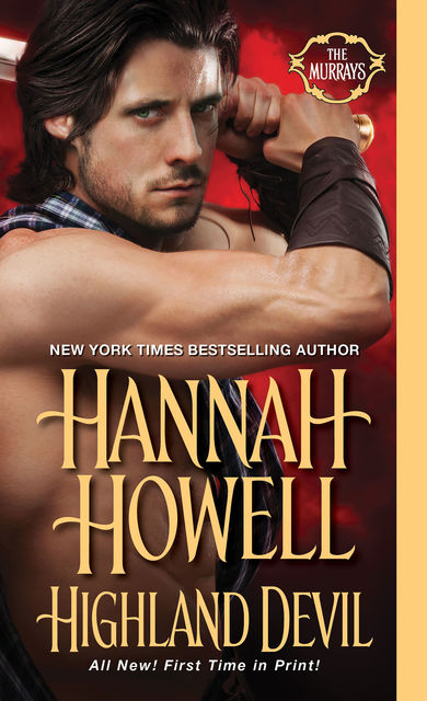Highland Devil, Hannah Howell