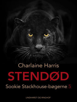 True blood 5 – Stendød, Charlaine Harris