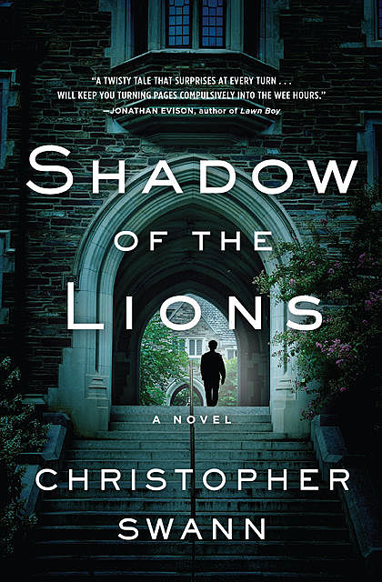 Shadow of the Lions, Christopher Swann
