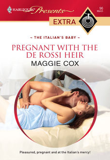 Pregnant with the De Rossi Heir, Maggie Cox
