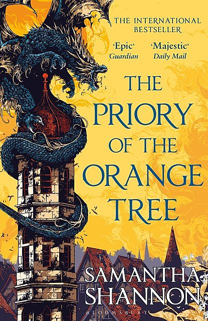 The Priory of the Orange Tree, Samantha Shannon