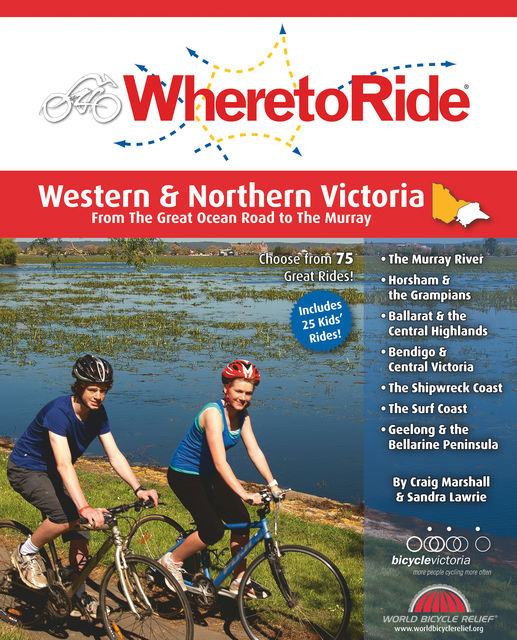 Where to Ride Western & Northern Victoria,