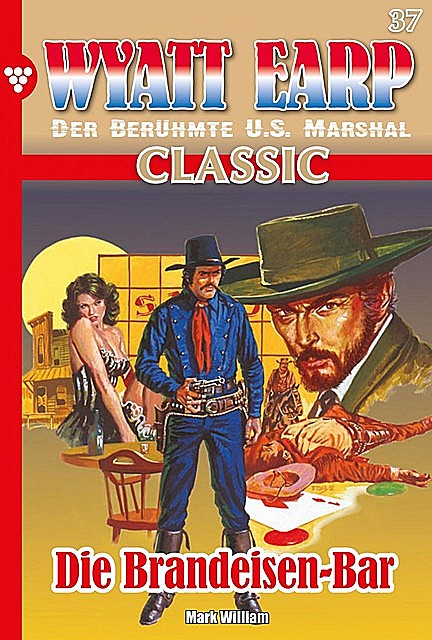Wyatt Earp Classic 37 – Western, William Mark