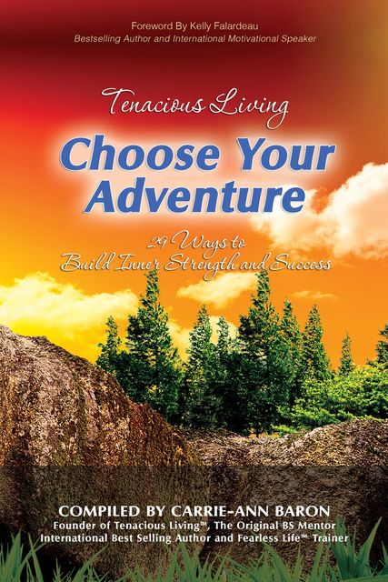 Tenacious Living: Choose Your Adventure: 29 Ways to Build Inner Strength and Success, Frederickson JJ