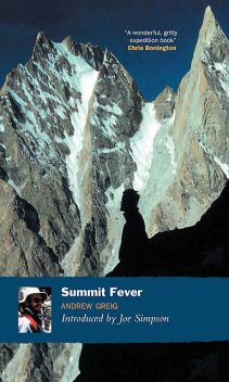Summit Fever, Andrew Greig