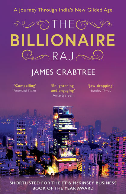 The Billionaire Raj, James Crabtree