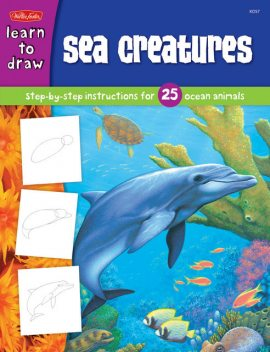How to Draw Sea Creatures, Russell Farrell