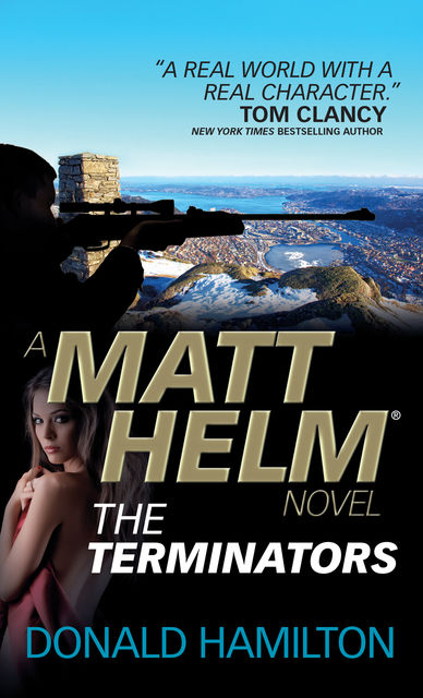 Matt Helm – The Terminators, Donald Hamilton