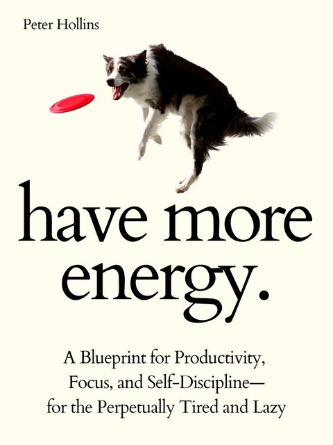 Have More Energy, Peter Hollins