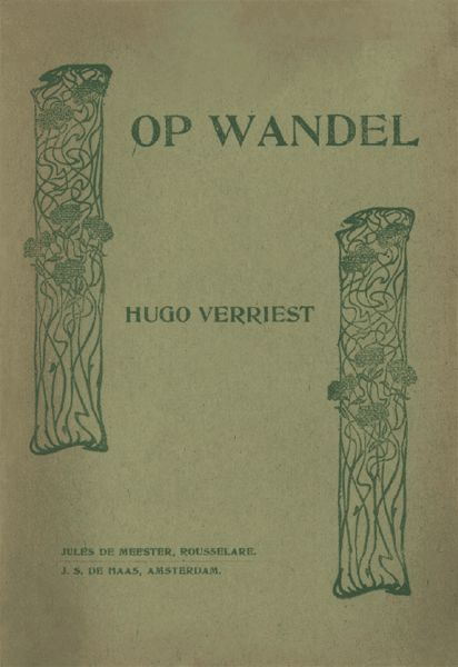 Op wandel, Hugo Verriest