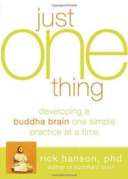 Just One Thing: How to Build a Happy Brain One Small Practice at a Time, Ph.D., Rick Hanson