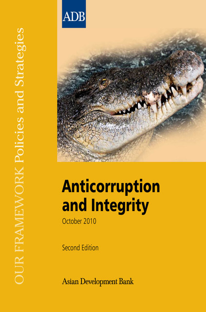 Anticorruption and Integrity, Asian Development Bank