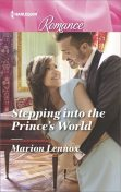 Stepping into the Prince's World, Marion Lennox