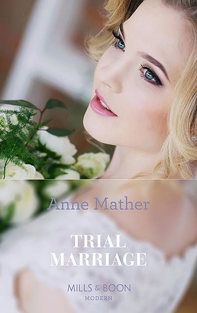 A Trial Marriage, Anne Mather