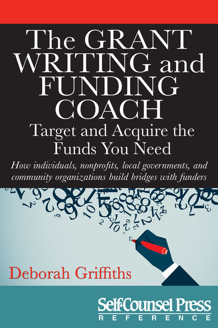 The Grant Writing and Funding Coach, Deborah Griffiths
