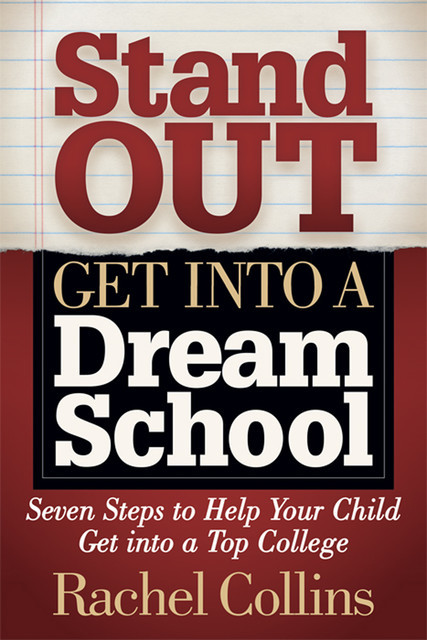 Stand Out Get into a Dream School, Rachel Collins