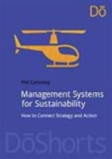 Management Systems for Sustainability, Phil Cumming