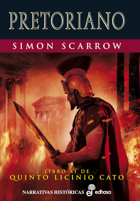 Pretoriano, Simon Scarrow