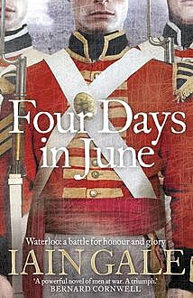 Four Days in June, Iain Gale