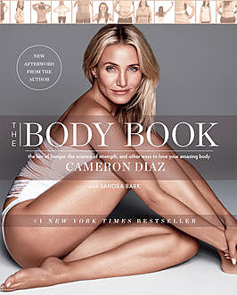 The Body Book, Cameron Diaz