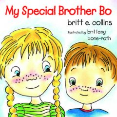 My Special Brother Bo, Britt Collins