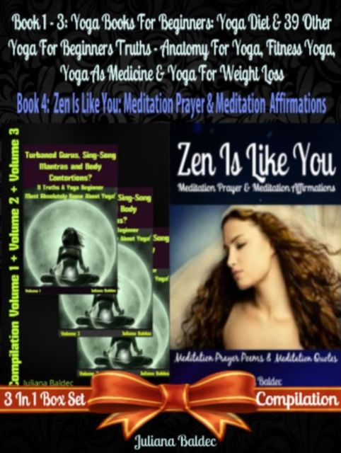 Yoga For Weight Loss For Beginners With Peace & Bliss, Juliana Baldec