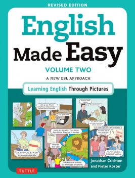 English Made Easy Volume Two, Jonathan Crichton, Pieter Koster