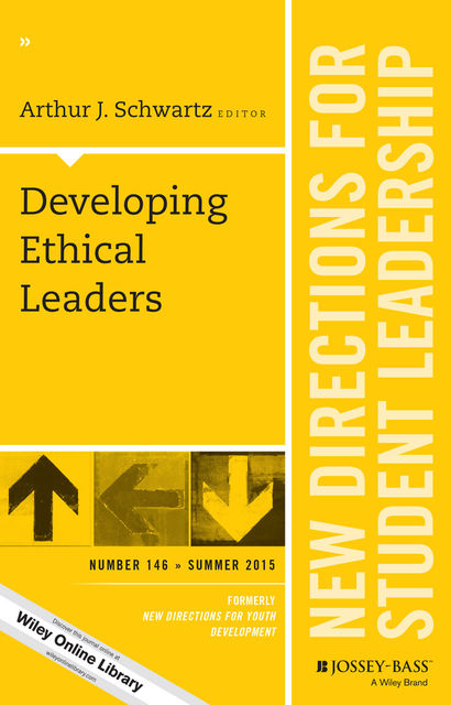 Developing Ethical Leaders, Schwartz, Arthur J.