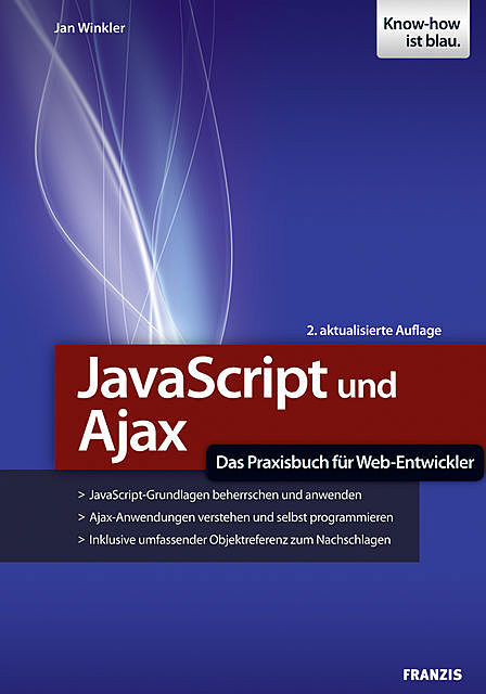 JavaScript und Ajax, Jan Winkler
