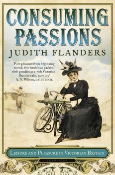 Consuming Passions: Leisure and Pleasure in Victorian Britain, Judith Flanders