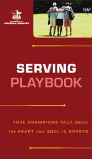 Serving Playbook, Fellowship of Christian Athletes