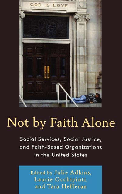 Not by Faith Alone, Julie Adkins
