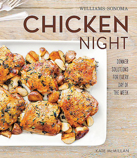 Chicken Night, Kate McMillan