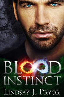 Blood Instinct, Lindsay J.Pryor