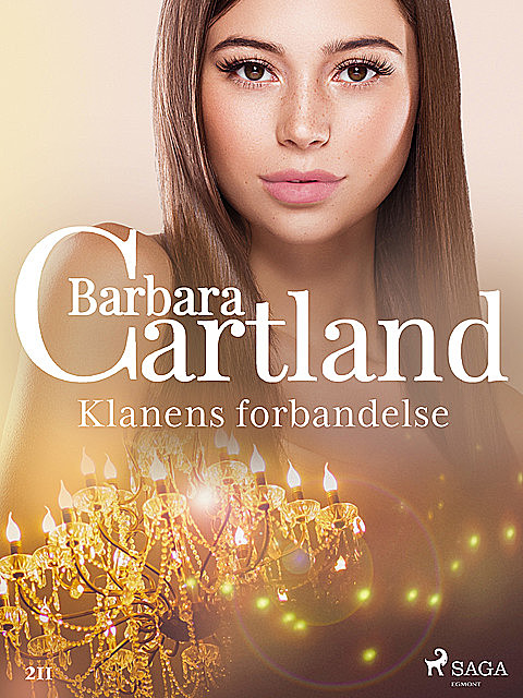 Klanens forbandelse, Barbara Cartland