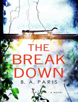 The Breakdown: The 2017 gripping thriller from the bestselling author of Behind Closed Doors, B.A. Paris