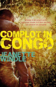 Complot in Congo, Jeanette Windle