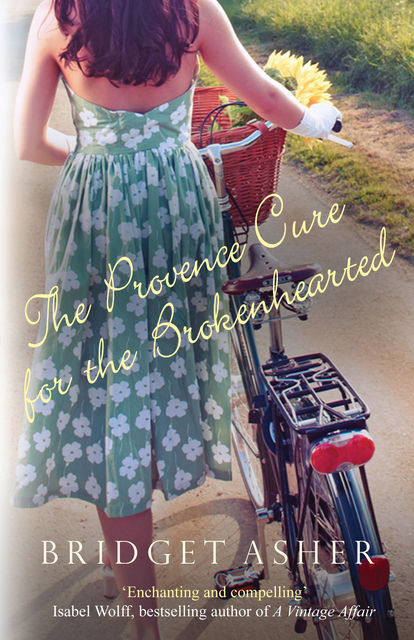The Provence Cure for the Brokenhearted, Bridget Asher