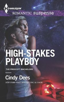 High-Stakes Playboy, Cindy Dees
