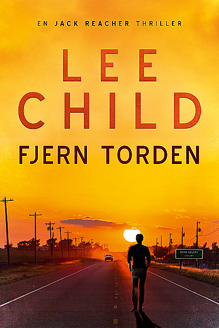 Fjern torden, Lee Child