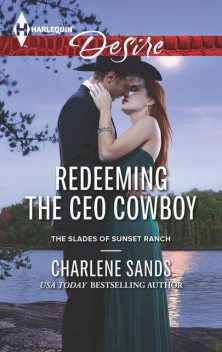 Redeeming the CEO Cowboy, Charlene Sands
