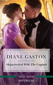 Shipwrecked With The Captain, Diane Gaston