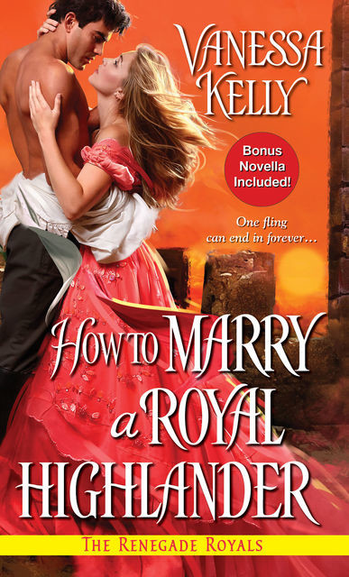 How to Marry a Royal Highlander, Vanessa Kelly