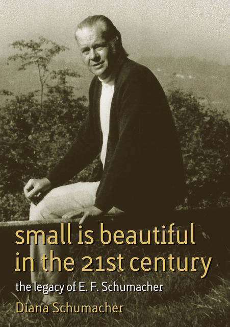 Small is Beautiful in the 21st Century, Diana Schumacher